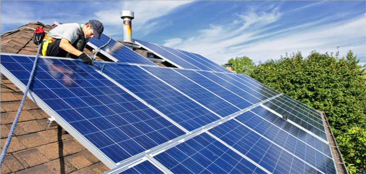 solar panel for category