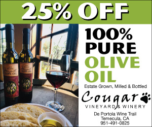 Cougar Winery Temecula