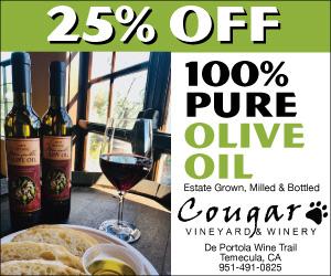 Cougar Winery Temecula