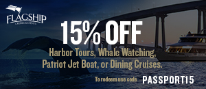 15% Off Flagship Cruises & Events