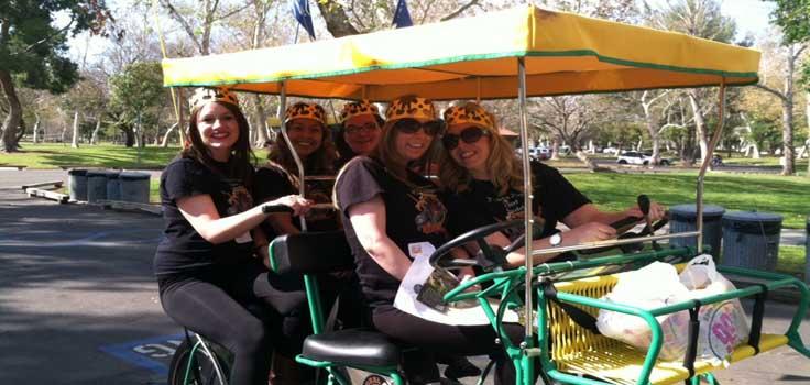 Wheel Fun Rentals Corporate Team Building
