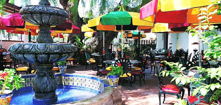 casa guadalajara outdoor patio