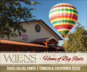 Wiens Family Cellars Coupon
