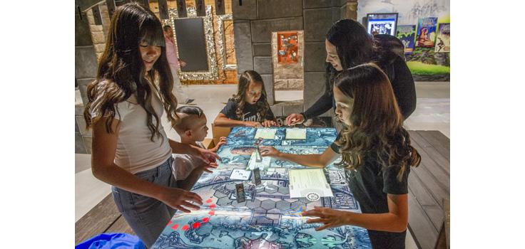 Legacy Center – The Legends of Lightfall Kids Zone 1