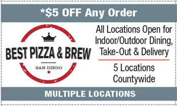 Coupon for Best Pizza & Brew