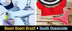 Boom Boom Brazil in South Oceanside