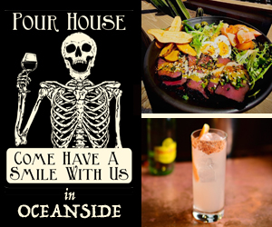 Pour House Restaurant and Bar in Oceanside