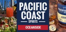 Pacific Coast Spirits Distillary Restaurant Oceanside