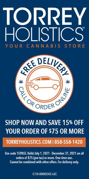 Torrey Holistics Marijuana Dispensery San Diego