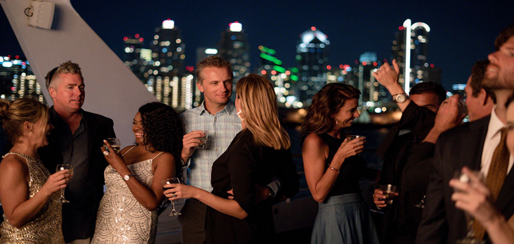 Flagship Cruises & Events Corporate Team Building
