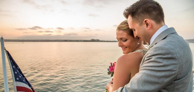 Flagship Cruises & Events Weddings