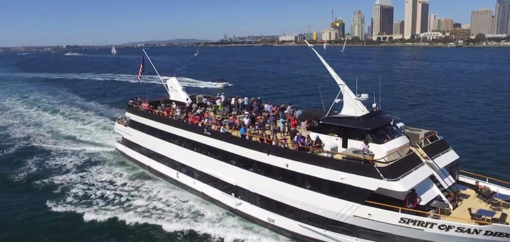 flagship Cruises & Events Harbor Tours